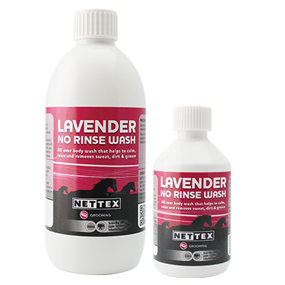 Lavender No Rinse Wash